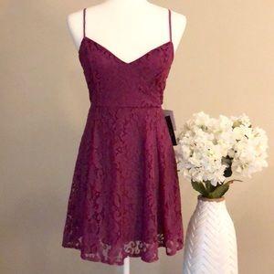 🌷 Lulu's lace dress